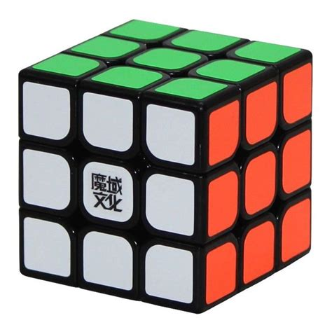 Rubik 3x3 Moyu Weilong Gts Speed Cube 3x3 Illusion Edition moyu aolong 3x3 v2 black moyu cubelelo
