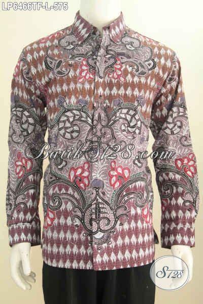 Terjual Sale Kemeja Shirt produk kemeja batik premium khas jawa tengah hadir dengan