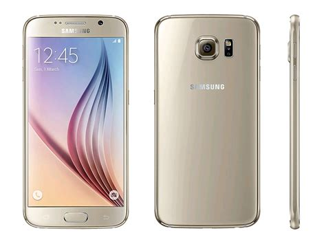 Samsung S6 Platinum Gold Samsung Galaxy S6 32gb Gold Platinum Gold Kaufen Smarterphonestore