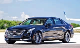 Cadillac Platinum Driven 2016 Cadillac Ct6 Platinum Awd Autoevolution