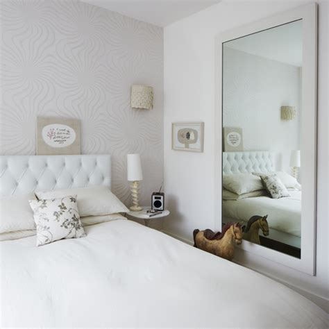 bedroom with white walls white bedroom ideas with wow factor ideal home