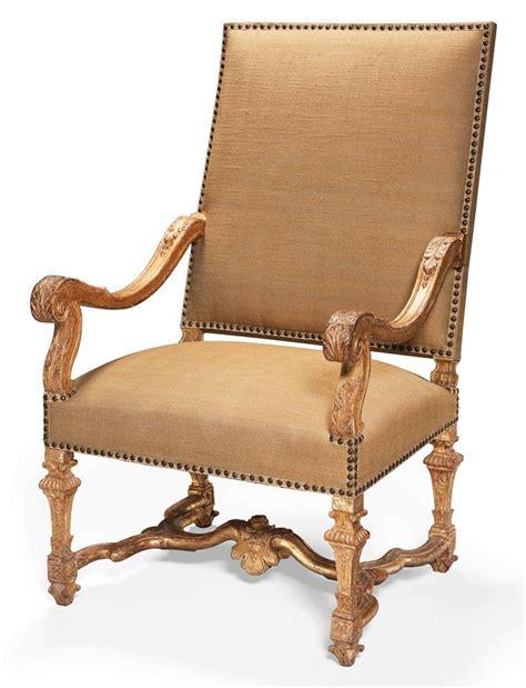 Louis Fourteenth Furniture by Fauteuil D Epoque Louis Xiv Debut Du Xviiieme Siecle