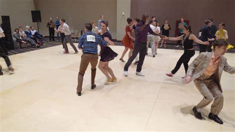 fast swing dancing lindyfest 2017 swing dance battle fast tempo prelims