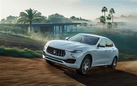 Maserati Wallpaper 2016 Maserati Levante Hd Wallpapers High Quality
