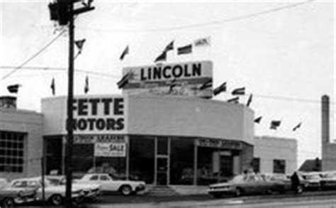 Fette Kia Clifton Nj St And Clifton Ave In Clifton Nj 1950 S Vintage