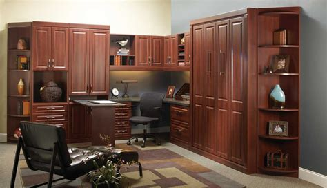 Workstation Home Office Decosee Com Custom Home Office Desks