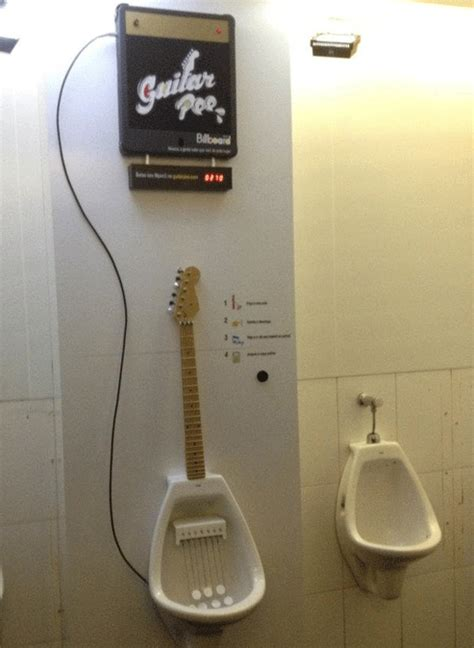 bathroom music composing music on the john a new urinal game wtop