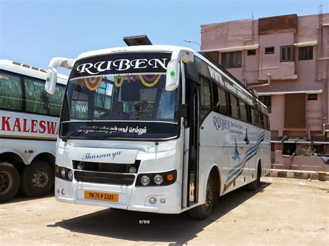 Coimbatore To Chennai Sleeper by Volvo B9r Page 3286 India Travel Forum Bcmtouring