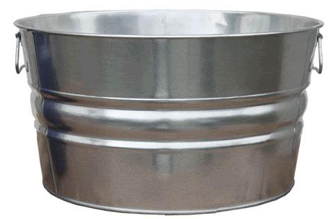 Galvanized Steel Bathtub by 11 Gallon Galvanized Steel Tub Vintage Tub Outlet