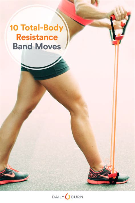 10 resistance band exercises to build total strength
