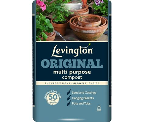 miracle gro fruit vegetable compost 50l departments levington 174 original multi purpose compost the garden