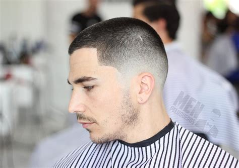 corte de pelo militar cortes de pelo para hombres tipo militar 6 cortes de