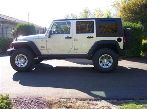 Jeep Wranglers For Sale In Michigan Buy Used 2008 Jeep Wrangler X Unlimited In Tustin