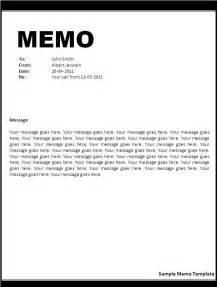 memo template free printable word templates