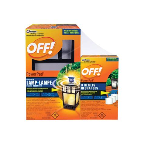 Powerpad R Mosquito Repellant L And Refills Rona