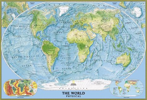 geographical map of physical world atlas bepic hd inspirations
