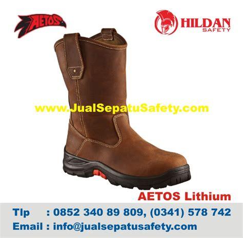 Sepatu Safety Merk Aetos produsen sepatu aetos lithium harga murah
