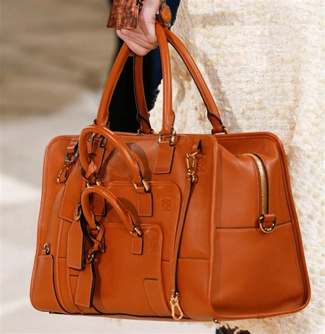 lowe bag loewe s fall 2016 bags positioned the brand to