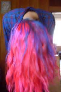 neon hair color neon hair colored hair