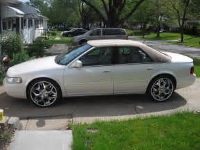 2002 Cadillac Sls Problems Trombino816 2002 Cadillac Sevillesls Sedan 4d Specs