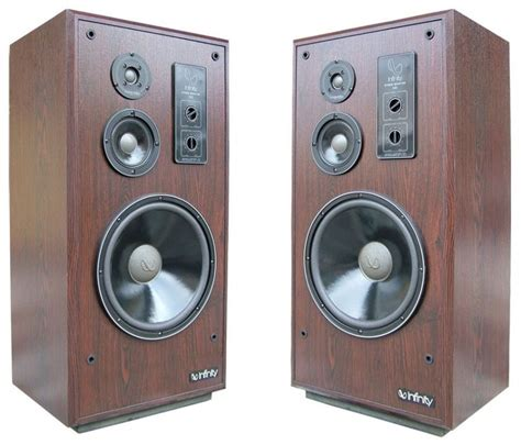 infinity speakers any 196 best images about speakers on vintage
