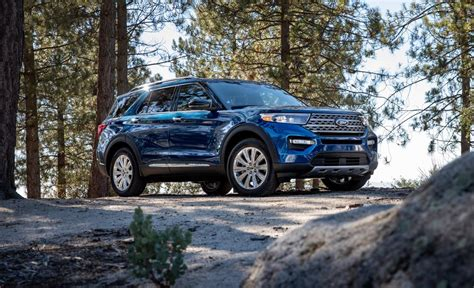 ford explorer preview   road numbers released