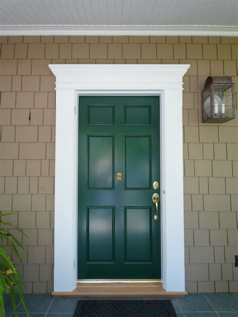 Front Door Moulding Kit S4sse Traditional Trim Boards By Windsorone Finishing Touches Traditional
