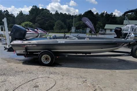 javelin bass boat 1989 javelin 395 bass boat for sale at blairsville ga