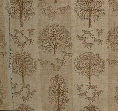 Equestrian Upholstery Fabric by Equestrian Fabrics Fabric Brickhouse Fabrics