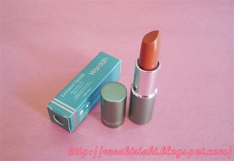 Revlon Lipstick Merah lipstick warna reezki s review wardah exclusive lipstik no