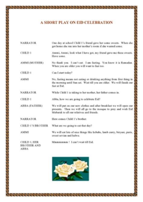 themes for english skit assemblies teaching ideas