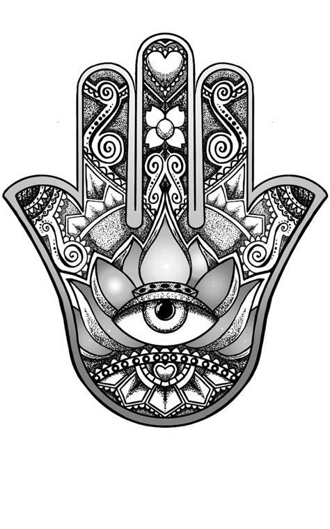 25 striking hamsa tattoo designs 25 best ideas about hamsa design on