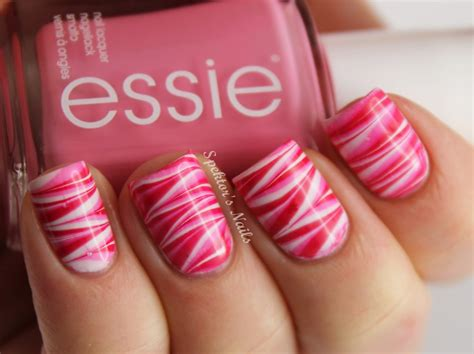 water nail water marble nail trendy fashion jewelry kitsy