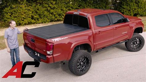 toyota tacoma bed cap bak revolver x2 tonneau cover product review on a 2016