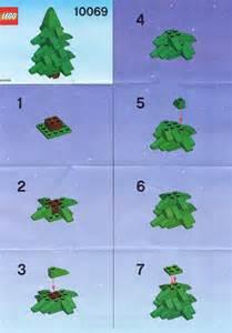 lego christmas tree instructions 10069 seasonal