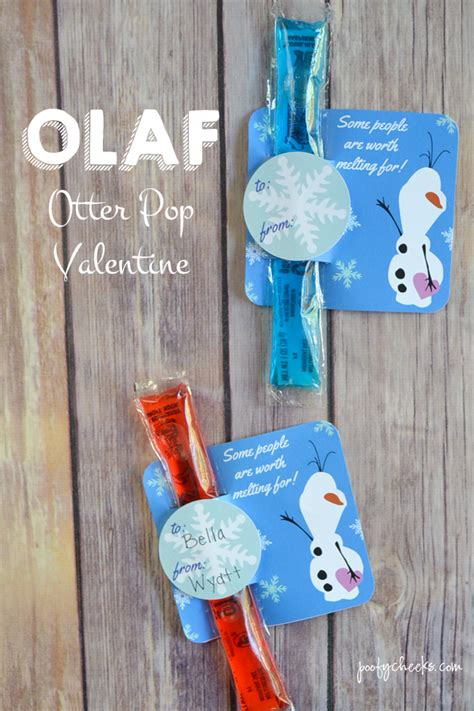olaf printable valentines day cards poofy cheeks frozen olaf printable valentine 60 diy