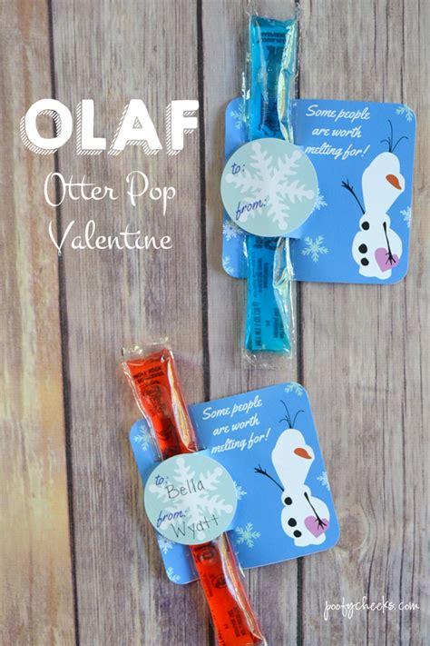 printable olaf card poofy cheeks frozen olaf printable valentine 60 diy