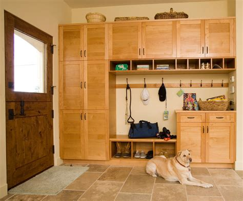 Mudroom by