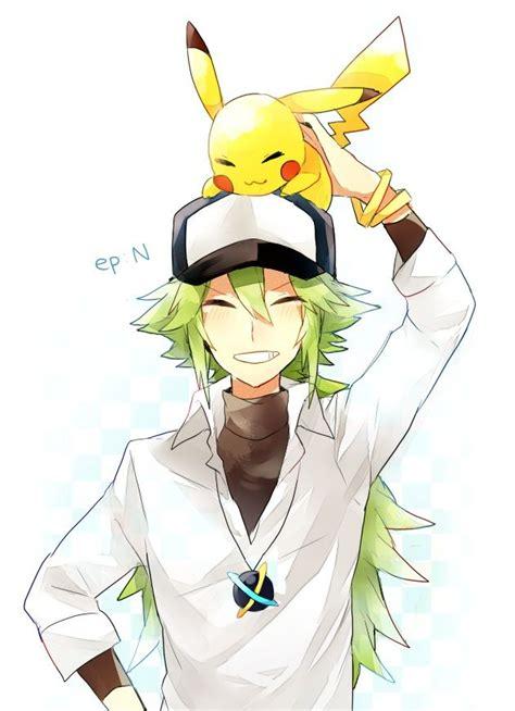 N Anime by Tags Anime Pok 233 Mon Pixiv Pikachu N Pok 233 Mon