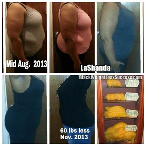weight loss 90 pounds weight loss story of the day lashanda lost 90 pounds