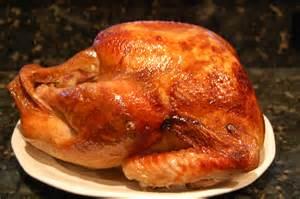roasted turkey the teacher cooks