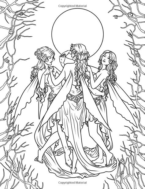 forest elf coloring pages 246 best coloring pages fairies images on pinterest