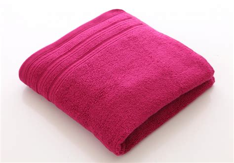Simple Bathroom Design by Super Soft Bath Towel Pink Online Shopping
