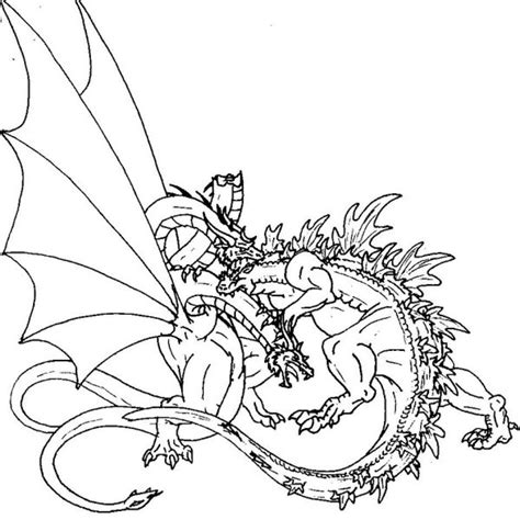 godzilla coloring pages to print get this godzilla coloring pages to print online k0x5s