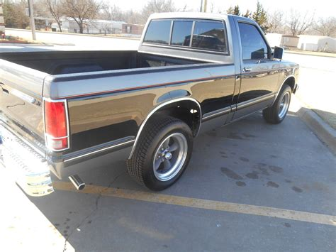 Chevy S10 by 1992 Chevy S10 Single Cab Classic Chevrolet S 10 1992
