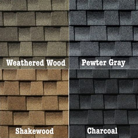 roofing colors kempton sheds