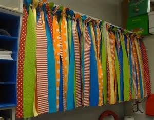 Classroom Curtains Nat Kat In The Hat Whimsical Window