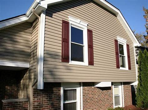 sears house siding maintenance free vinyl siding options for nj houses material looks like wood