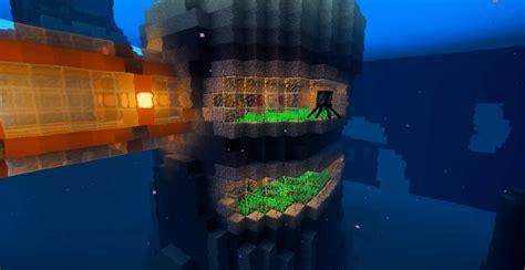 minecraft underwater house underwater redstone house minecraft project