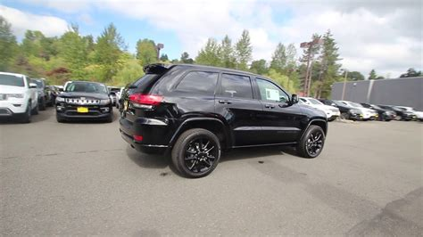 jeep altitude 2018 2018 jeep grand cherokee altitude 4x4 black